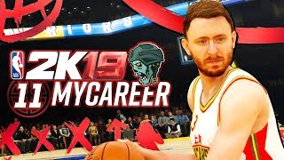 "NBA 2K19: Gameplay Walkthrough - Part 11 ""JIMMY BUTLER IS MY NEMESIS"" (My Player Career)"