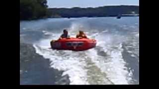 Tubing on the Illinois River with WOW Tube Thumbnail