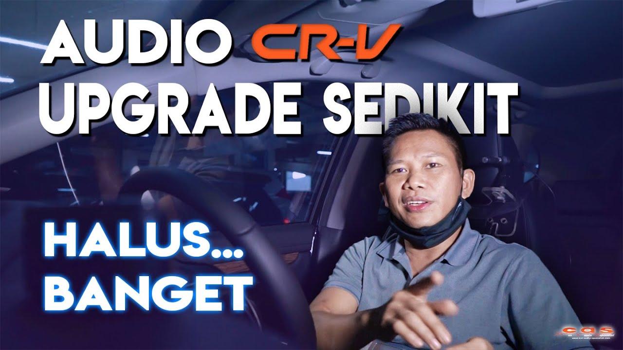 GAMPANG..!! BIKIN AUDIO CRV LEBIH ENAK TANPA GANTI SPEAKER || pake MUSWAY & SUB KOLONG SUDAH MANTAP