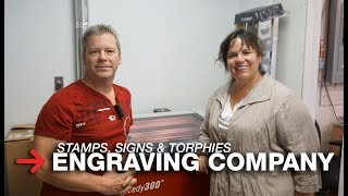 Engraving Company   Stamps, Signs and Trophies   MicroMax+