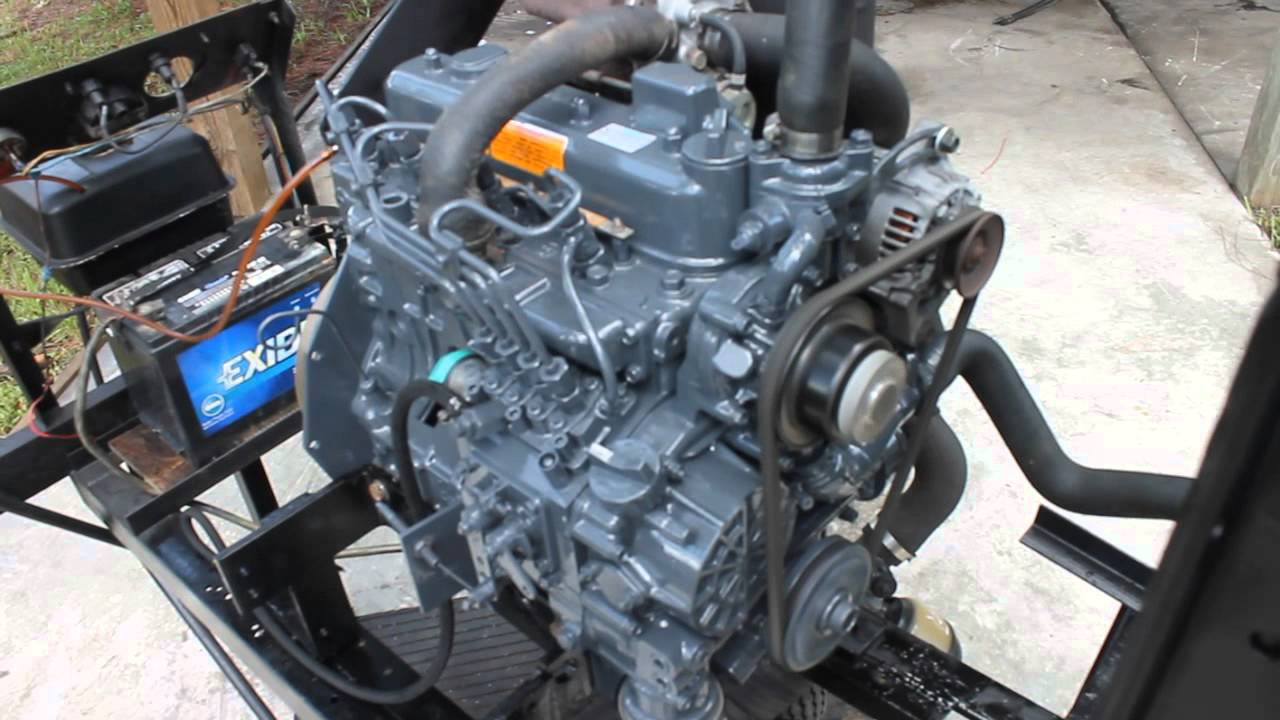 Maxresdefault on Kubota Diesel Engine Turbo