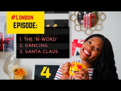 From an African's Perspective in London | Speak Easy - Ep. 4