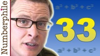 The Uncracked Problem with 33 - Numberphile