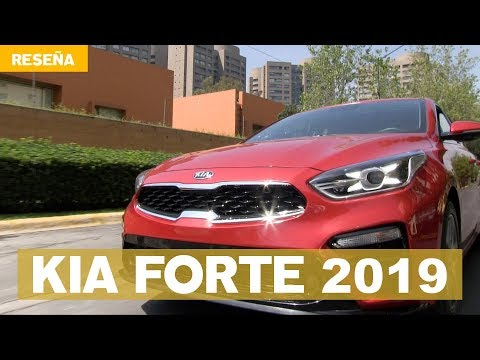 ¡Probamos el nuevo KIA Forte !