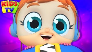 Sharing is Caring | The Supremes | Cartoon Videos & Kids Learning Song By Kids TV