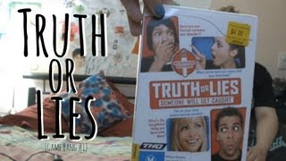 Truth Or Lies (Game Bang #1)