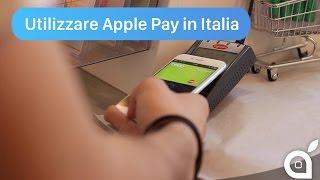 Utilizziamo Apple Pay in Italia
