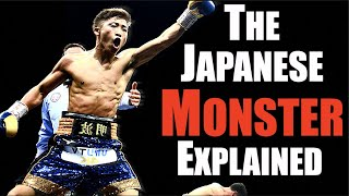 Inoue's Monster Body Punch KO's Explained - Technique Breakdown