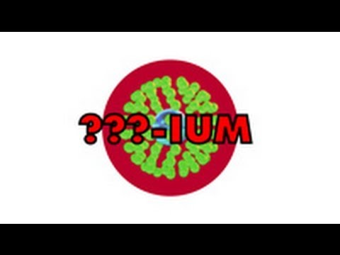 "Element 113 Uncovered by Japanese Scientists: ""Ununtrium"""