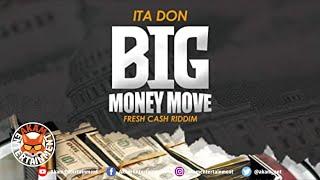 Ita Don - Big Money Move [Audio Visualizer]
