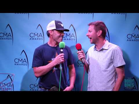 Aaron Watson at the 51st CMA Awards