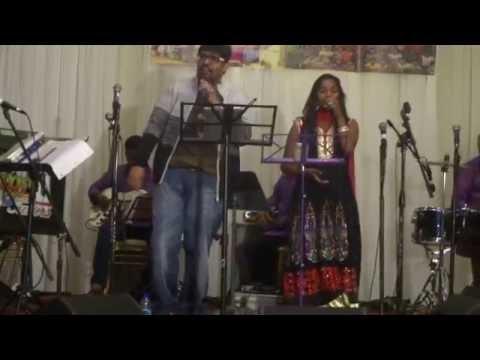 Sarika Navanathan & MLR Karthikeyan