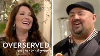 Gabriel Iglesias Does Perfect Lisa Vanderpump Impression | Overserved | E!