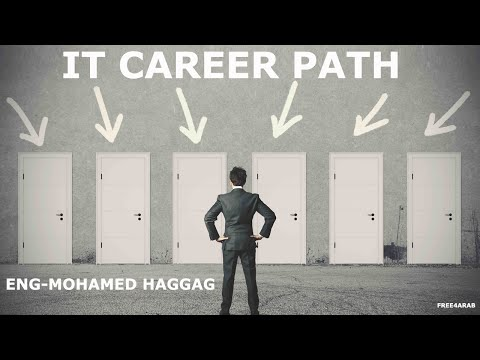 01-IT (Information Technology) Career Path (Lecture 1) By Eng-Mohamed Haggag | Arabic
