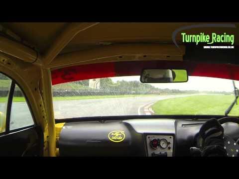 Castle Combe Race 25th August 2014 Tony Hutchings Audi TT