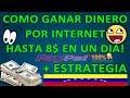 como ganar dinero por internet en venezuela y el mundo! 100% confiable / New Paypal 2018