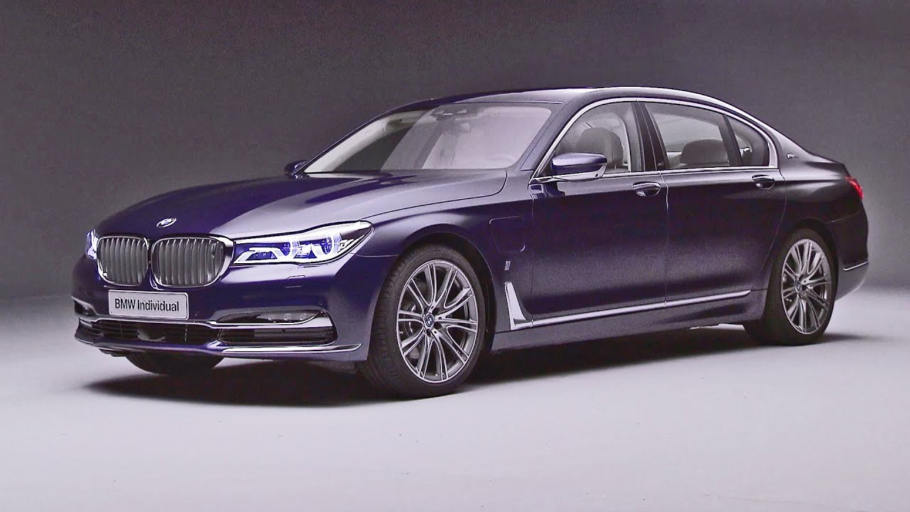 2017 Bmw Individual 7 Series The Next 100 Years