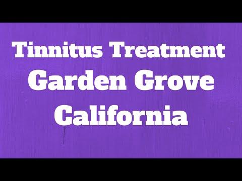 Tinnitus Treatment Garden Grove California
