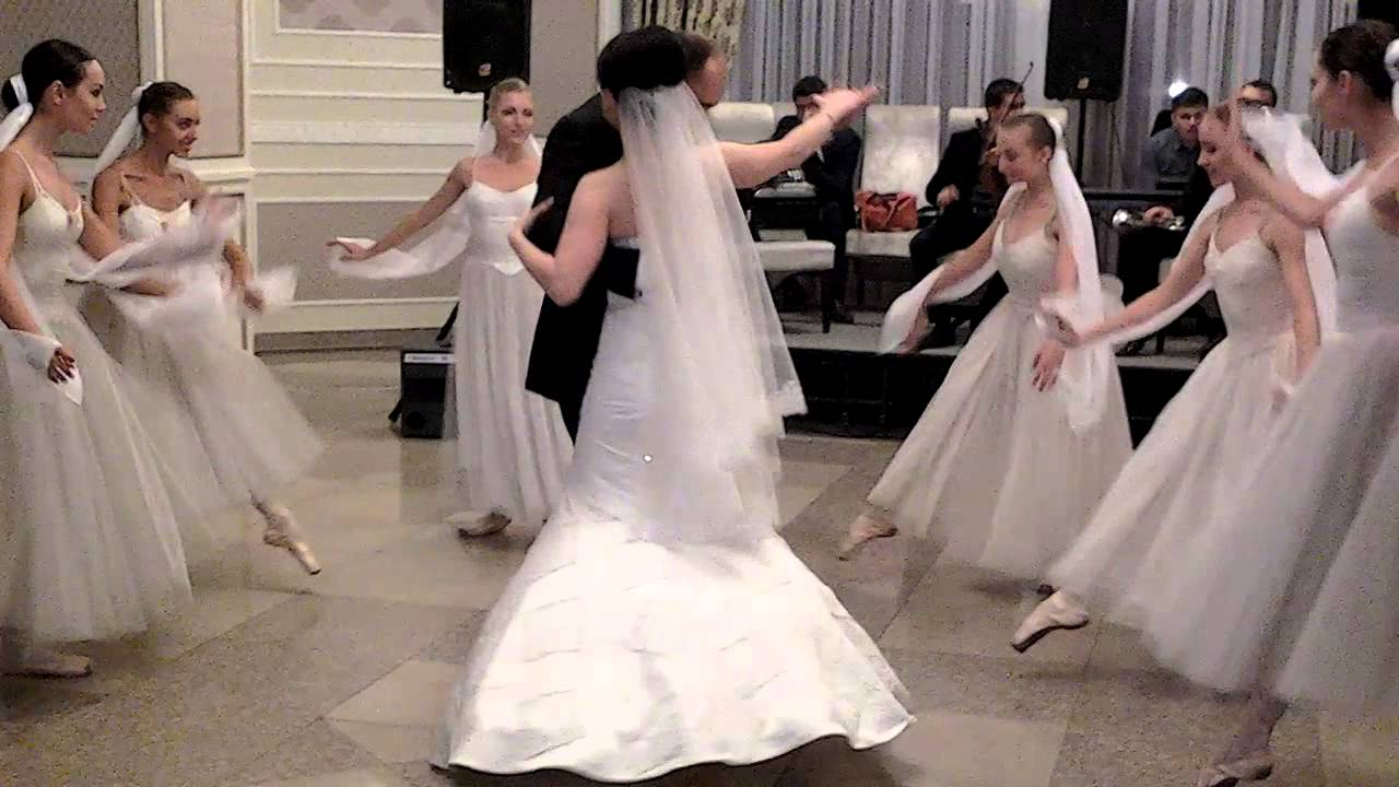 Celine Dion Wedding Dance