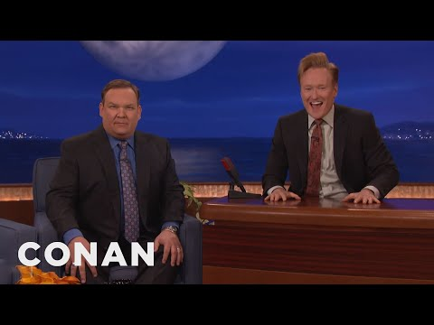 "Conan To Tom Petty: ""F*** You, Tom Petty""  - CONAN on TBS"