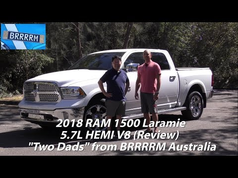2018 RAM 1500 Laramie 5.7 HEMI V8 (