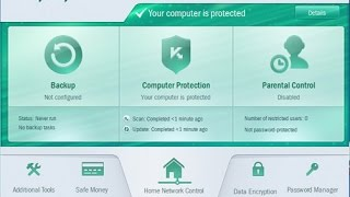 Kaspersky PURE 3.0 + Trial resetter