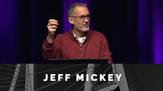 Living in Tension - Jeff Mickey