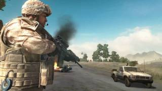 "Operation Flashpoint: Red River - First Gameplay Video ""The Stage is Set"" (HD)"