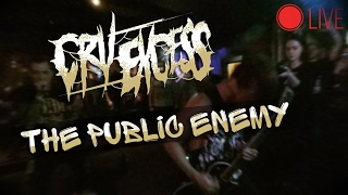 Cry Excess - The Public Enemy // Live