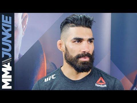 UFC 230: Lyman Good full post-fight interview
