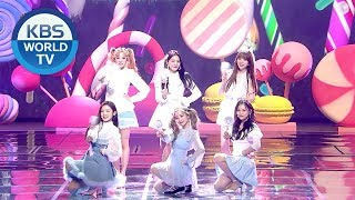 Download Lagu Yeri, Kei, Umji, Arin, Dahyun, Yuqi - Kissing You [2018 KBS Song Festival / 2018.12.28]