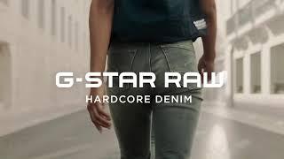 G-Star RAW - Hardcore Denim