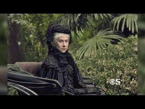 Helen Mirren Plays Sarah Winchester Of 'Mystery House' Fame
