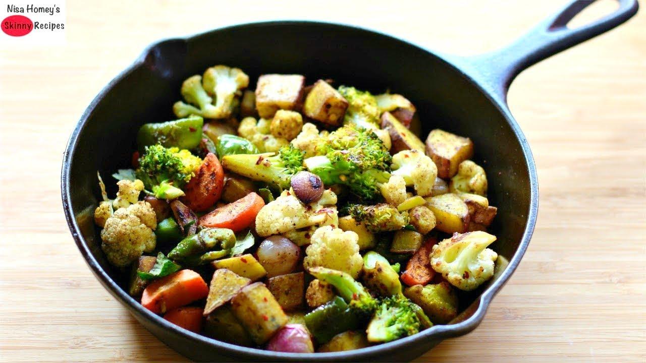 Roasted Vegetable Recipe How To Roast
