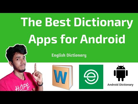 The Best English Dictionary Apps For Android [Hindi]