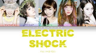 f(x) (에프엑스) Electric Shock - SUB ESPAÑOL (COLOR CODED LYRICS…