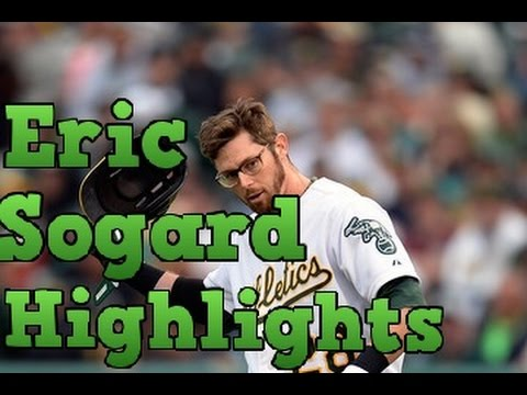 Eric Sogard | 2015 Athletics Highlights
