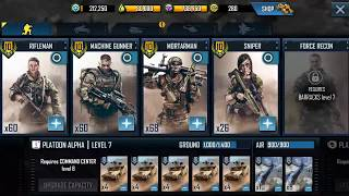 WCRA: SPECOPS LVL60 / DEC.18 ** FOR CC5 PLAYERS ** 1 RUN - HUMVEES ONLY ** 1600 OIL