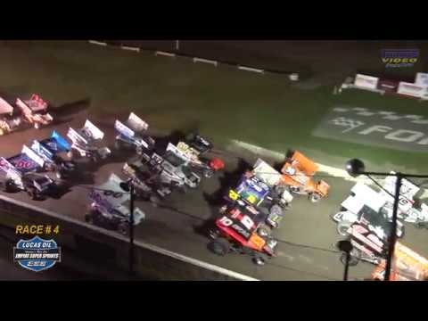 ESS Race #4 - Fonda Speedway (5/26/18)