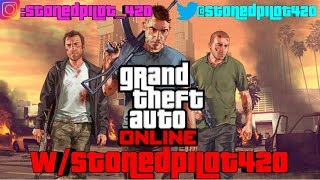 Grand Theft Auto 5 Online Racing, Missions, Free Mode & More! [LVL 420+]