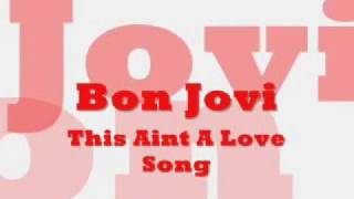 Bon Jovi : This Ain