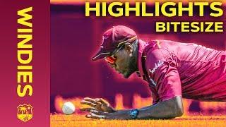 Windies vs India 3rd IT20 2019 | Bitesize Highlights