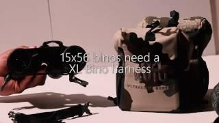 kuiu bino harness install and adjustments review