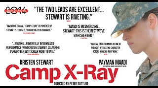 Camp X Ray Official Trailer Soundtrack Score You There Perform By Aquilo Remix