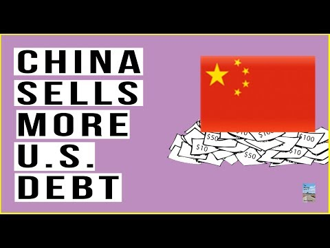 🇨🇳China and Japan SELL Billions of U.S. Debt! Who Will BUY It?