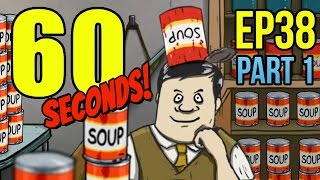 60 Seconds - SELFISH TED - Ep. 38 - Part 1 ★ Let