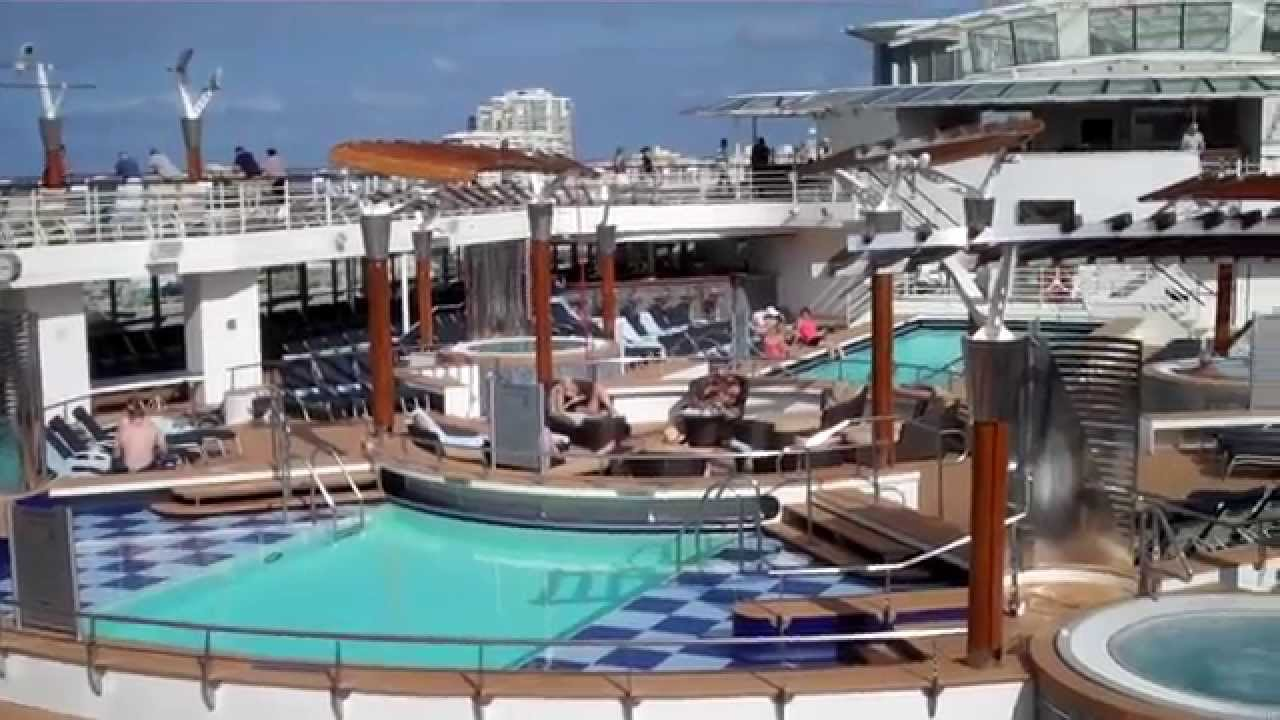 Celebrity Summit Cruise Ship | Celebrity Cruises