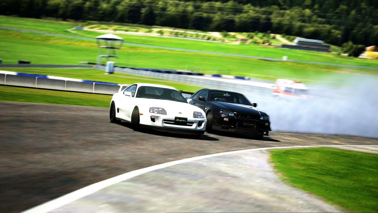 Gran Turismo 6 Drifting Montage! Youtube