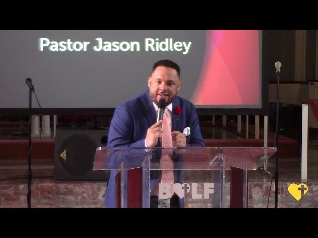 Jason Ridley - Behold Thy Son