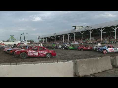 COMPACT DEMOLITION DERBY 2017